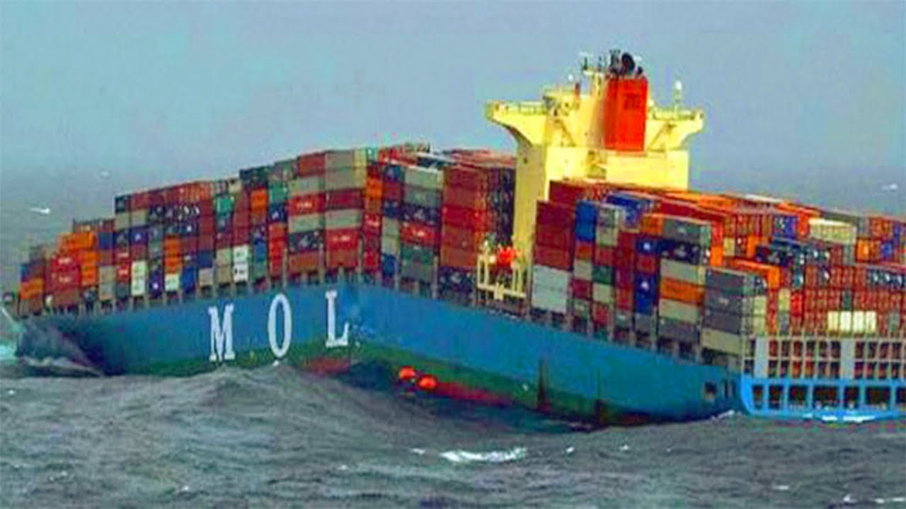 Funniest Ship and Boat Fails 8