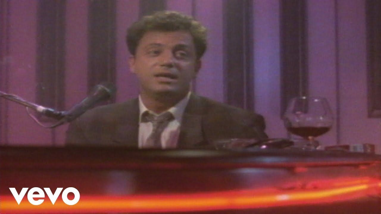 Billy Joel - Piano Man (Video)