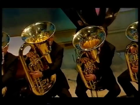 """Grimethorpe Colliery Band - William Tell Overture - """"high quality"""""""