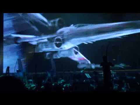 Star Wars In Concert (HD) - Opening Fanfare - Verizon Wireless Arena, Manchester, NH - 11/12/09